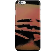 protection one iPhone Case/Skin