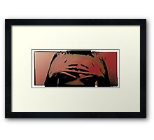 protection one Framed Print