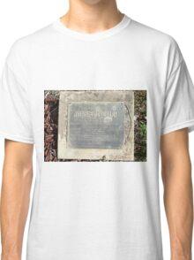 Tribute to Joseph Wild Classic T-Shirt