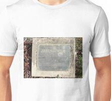 Tribute to Joseph Wild Unisex T-Shirt