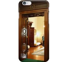 Doorways - Indoor Architecture iPhone Case/Skin