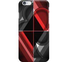 Abstract Suite iPhone Case/Skin