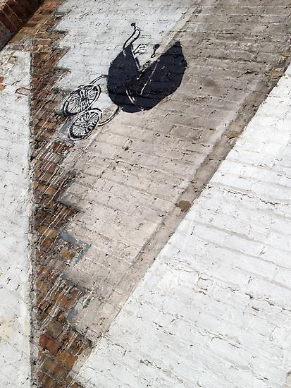 Banksy in Chicago by Arlene Zapata