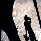 Shadow On The Wall by Eve Parry