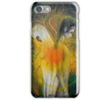 Orange Flame iPhone Case/Skin