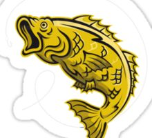 catch and release is the same as eating and vomiting Sticker