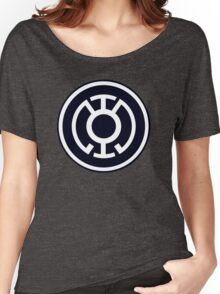 Blue Lantern Corps Women's Relaxed Fit T-Shirt
