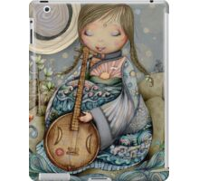 Moon Guitar iPad Case/Skin