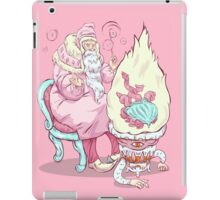 Old wizzard. Magic science iPad Case/Skin