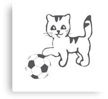 Portlandia Meow-Meow-Meow Byaaay Timberwolves Threads Canvas Print