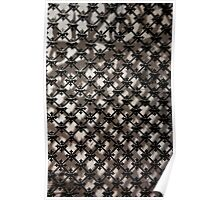 Iron Grate Poster