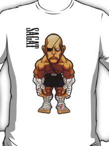 Sagat by Himlack T-Shirt