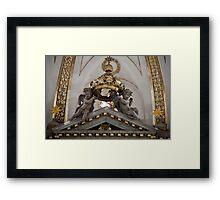 Crown Bearers Framed Print