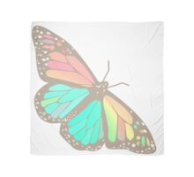 Butterfly Scarf - Saturated colors  Scarf