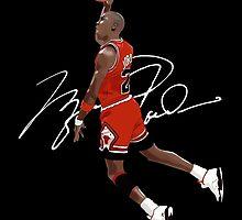 Michael Jordan by Jmaldonado781