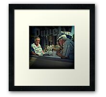 Overheated... Framed Print
