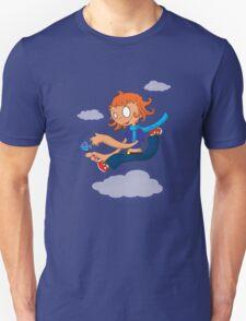 walkin on clouds T-Shirt