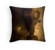 After the War Throw Pillow