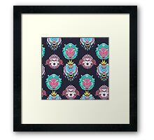 Ancient spirits Framed Print