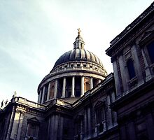 St Paul's by Claire Dimond