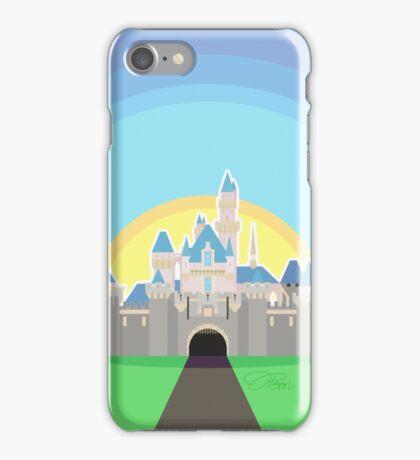 castle art iPhone Case/Skin