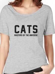 CATS - Masters of the Universe! Women's Relaxed Fit T-Shirt