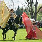 Dances with Horses... by Stefanie Köppler