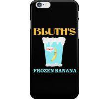 Frozen Banana! iPhone Case/Skin
