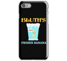 Frozen Banana! iPhone Case/Skin