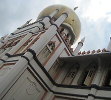 Masjid Sultan by Nupur Nag