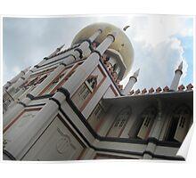 Masjid Sultan Poster