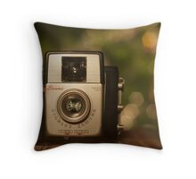 A Starlet Christmas Throw Pillow