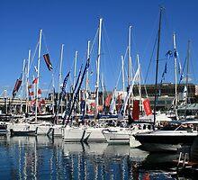 Sydney Boat Show by Kezzarama