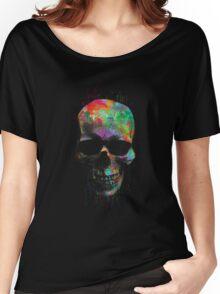 Radiant Skull Women's Relaxed Fit T-Shirt