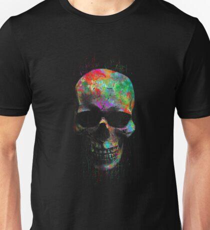 Radiant Skull Unisex T-Shirt