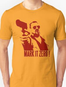 Mark it zero Red T-Shirt