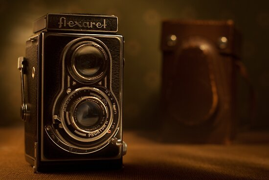 Flexaret nostalgia by Peter Zentjens