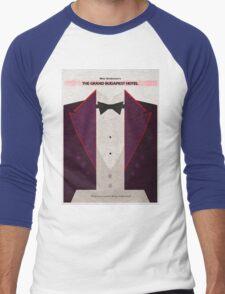 The Grand Budapest Hotel Men's Baseball ¾ T-Shirt