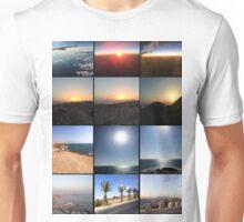 Morocco Landscape And Sunrise to Sunsets Unisex T-Shirt