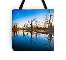 Dying to be here.......... Tote Bag