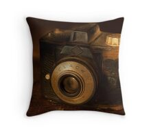 Better days... Throw Pillow