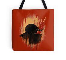 Rock Hard Snail Tote Bag