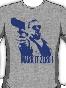Mark it Zero Blue T-Shirt