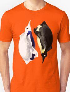 Yin Yang Penguins  T-Shirt