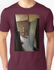 A closed past the remains of a memory of a happy time ! Seamstress ... 1 (c)(t) by Olao-Olavia / Okaio Créations  by fz 1000  2015 Unisex T-Shirt