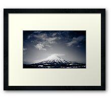 Mt Yotei Framed Print