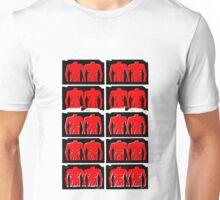 Beheaded Red Guys Unisex T-Shirt