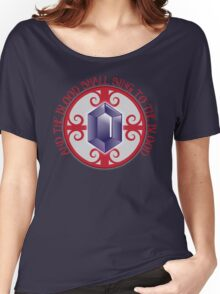 And the Blood shall sing to the Blood Women's Relaxed Fit T-Shirt