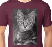 cats - Chat 2  N & B h) by Olao-Olavia / Okaio Créations  by fz 1000 2014 Unisex T-Shirt