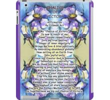 Chalice of Victory iPad Case/Skin